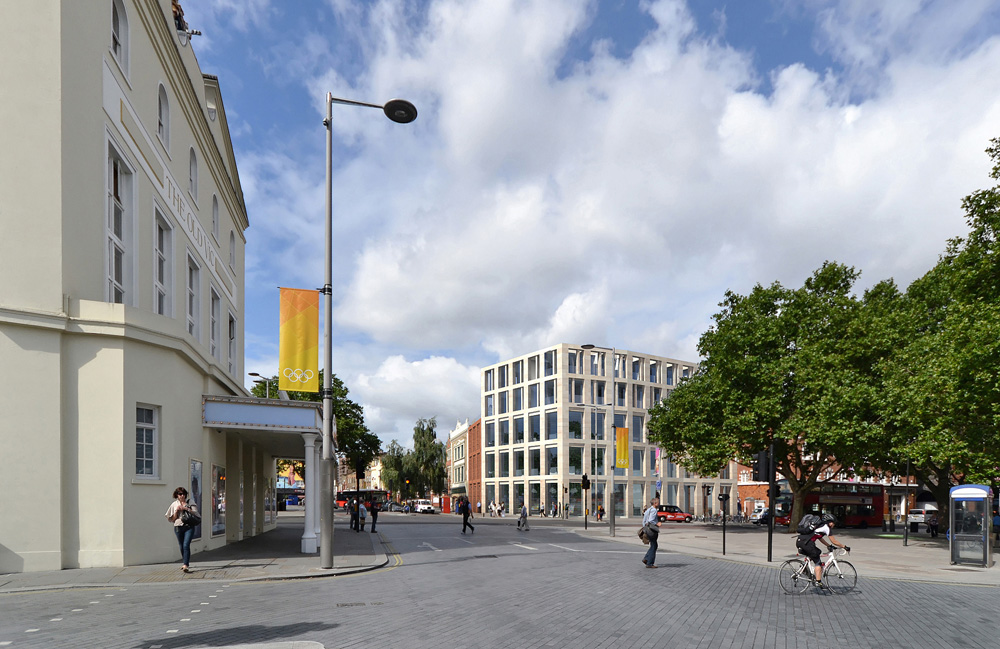 Architectural Visualisation Central London