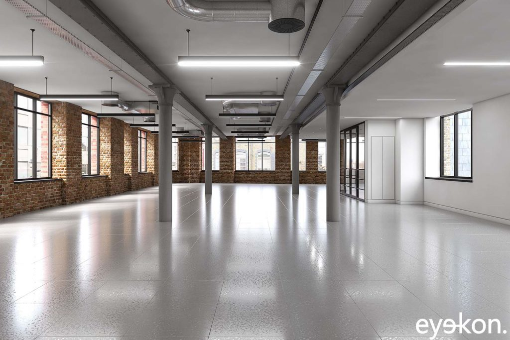 CGI for office spaces