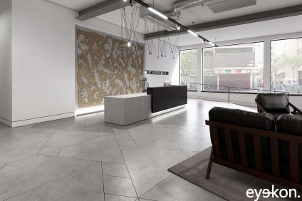 Interior architectural visualisation London