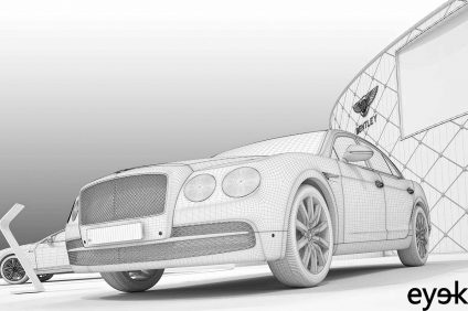 Bentley visualisation marketing wire